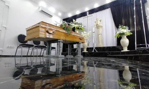 Sala pożegnań Cerber Raszyn