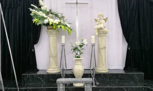 kaplica domu pogrzebowego Cerber